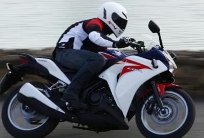 Honda CBR250R 2011: test