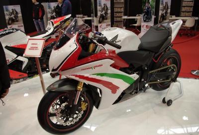 Honda Hornet e CBR600F trofeo