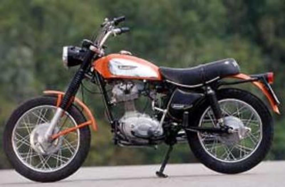Ducati Scrambler 350 Motociclismo