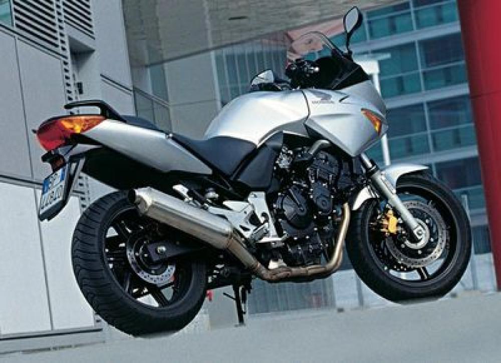 Honda Cbf 600 Motociclismo