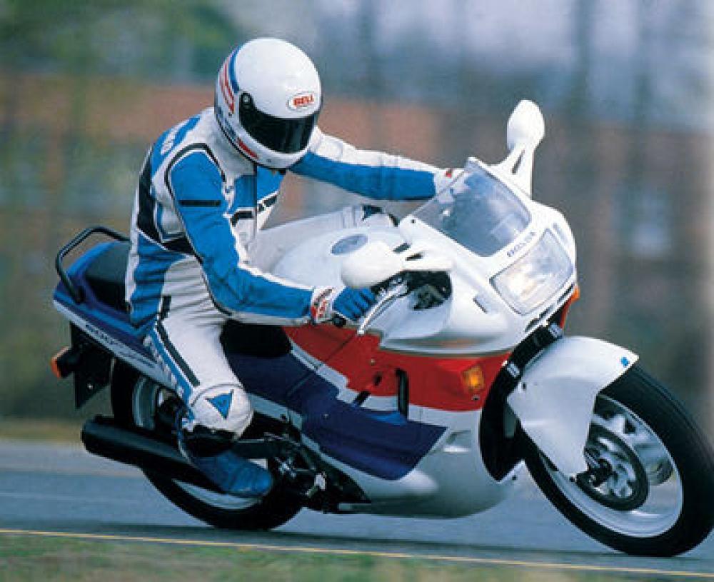 Honda Cbr600 Story Motociclismo