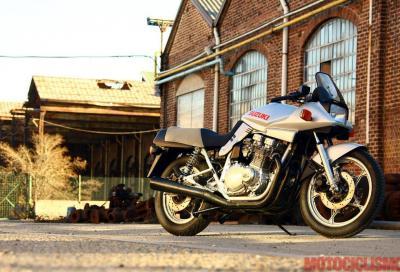 Suzuki Katana: straordinaria e incompresa