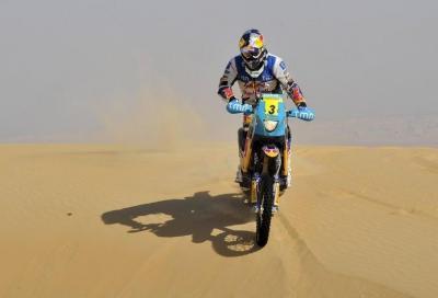 Rally dei Faraoni 2011: Rodrigues vince la quarta tappa, ma Coma mantiene il comando in assoluta