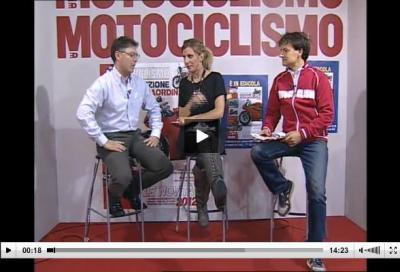 Dalla diretta della trasmissione TV di Motociclismo: Suzuki Eicma 2011