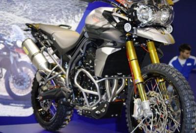 Dalla diretta della trasmissione TV di Motociclismo: novità Triumph 2012 e Tiger 1200