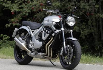 Horex VR6 Roadster: i dati tecnici della moto e la storia del motore