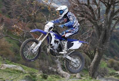 Yamaha WR450F 2012: test