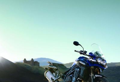 Triumph Tiger Explorer, Speed Triple R e Bonneville T100 Steve McQueen Edition: i prezzi 2012