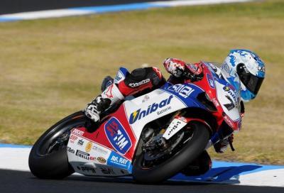 Superbike Phillip Island, Australia 2012, Gara 2: Checa su Ducati vince davanti a Biaggi su Aprilia