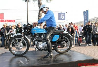 Sfilata d'eleganza di Motociclismo a Passione Moto