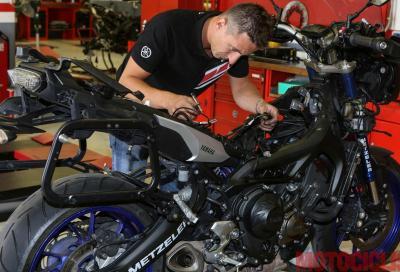 Cura e manutenzione della moto: istruzioni per l'uso