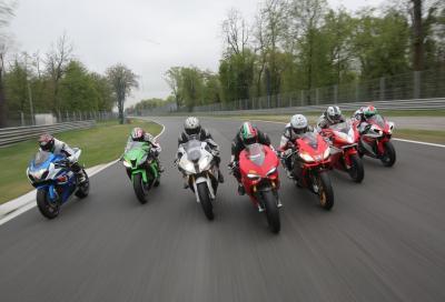 Comparativa Sportive Motociclismo 2012: la parola al cronometro