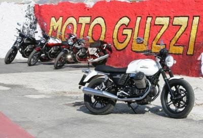 Moto Guzzi Open Week: provate la V7