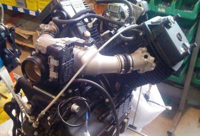 Moto Guzzi California 1400: foto scoop