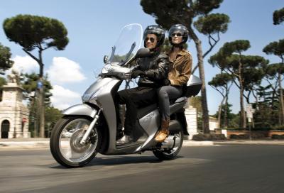 Novità 2013: Honda SH 125 e 150i