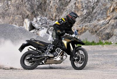 Nuova BMW F 800 GS: emozioni off road in video
