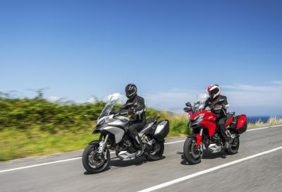 Ducati Multistrada 2013: tutta la tecnica, gallery e video
