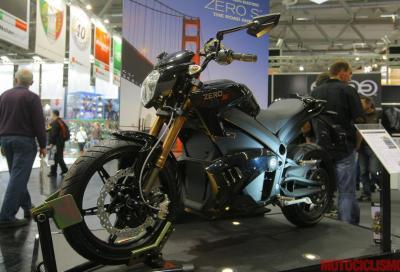 Zero Motorcycles: gamma moto elettriche