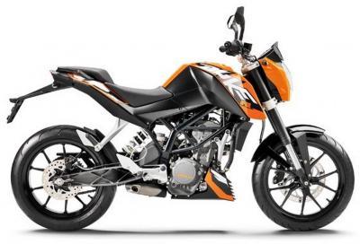 KTM Duke 390 2013