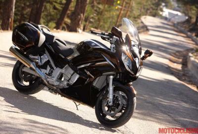 Yamaha FJR 1300 2013: il nostro video test