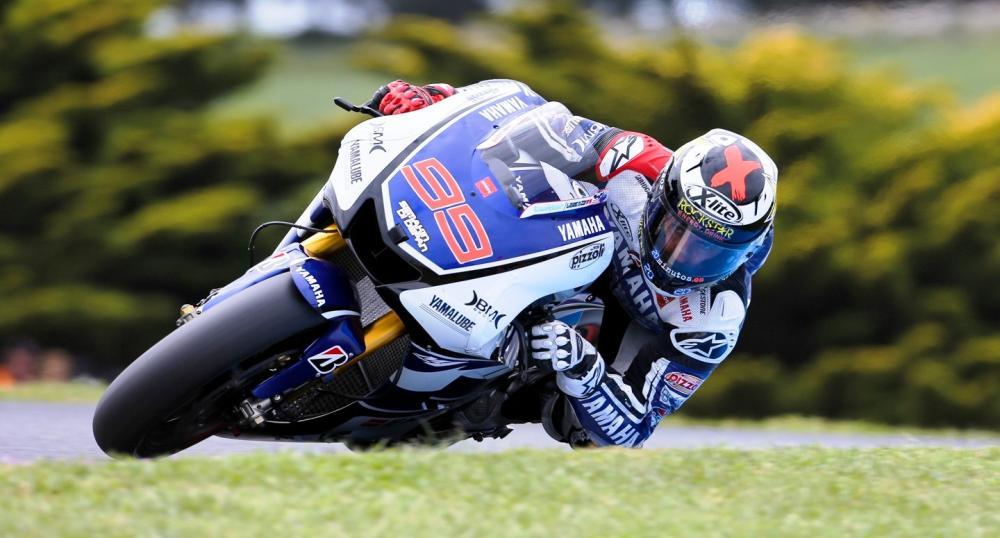 Motogp A Phillip Island Vince Stoner Lorenzo Campione Del Mondo