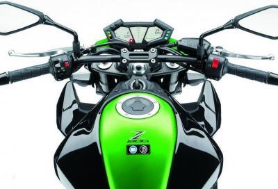 Kawasaki, il listino prezzi 2013