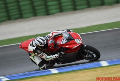 MV Agusta F4 2013: video del test di Motociclismo
