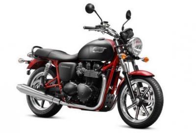 Triumph Tiger Sport e 2 nuove Bonneville a Motodays
