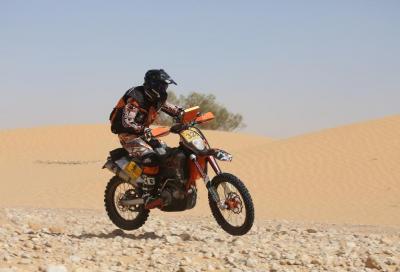 Tanta Italia al Tuareg Rallye 2013 in lutto