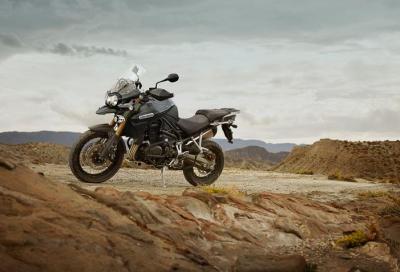 Triumph: il nuovo listino prezzi 2013