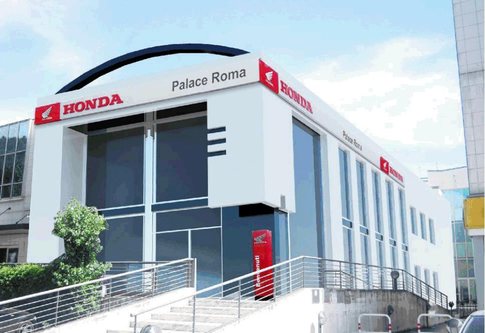 Honda Apre A Roma Il Concessionario Più Grande Ditalia Motociclismo
