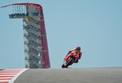 Marquez storica vittoria d'autorità nella MotoGP ad Austin