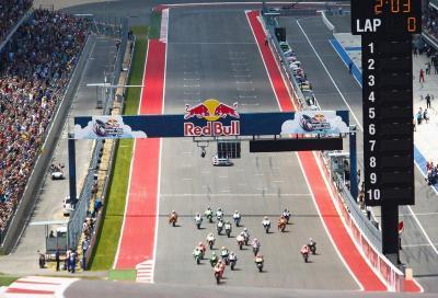 Valentino Rossi: l'unico top rider che non si esalta ad Austin