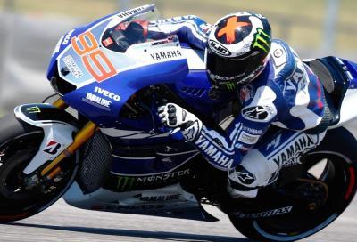 MotoGP Jerez: a Lorenzo le Libere 1, Valentino Rossi insegue