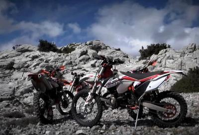 Nuove KTM EXC 2014: video anteprima