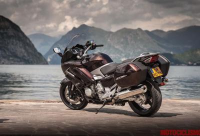 Yamaha FJR1300AS test: il divertimento che non ti aspetti