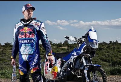 Cyril Despres firma con Yamaha e punta al 6° successo alla Dakar