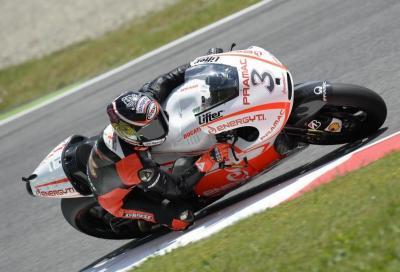 Max Biaggi: al Mugello si diverte con la Ducati MotoGP