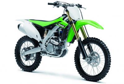 Nuove Kawasaki cross 2014: KX250F e KX450F