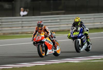 Valentino Rossi invita Marquez: presto la sfida al ranch