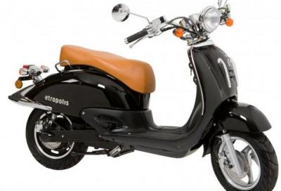 E-Tropolis: lo scooter elettrico è a Rimini