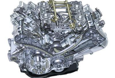 Dal V4 della Honda VFR 800 nascerà una nuova famiglia di moto