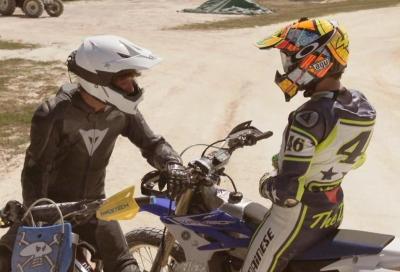 Valentino Rossi: al Ranch dovere e piacere