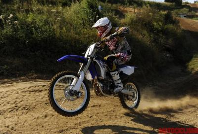 Yamaha YZ250F 2014: saltone di qualità