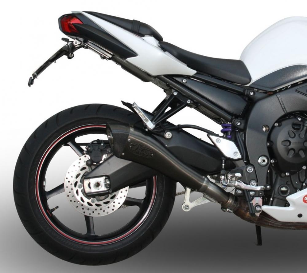 Nuovo scarico Akrapovič per Yamaha MT-09 - Motoblog