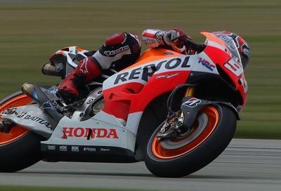 MotoGP Indianapolis: Marquez già davanti a tutti in FP1
