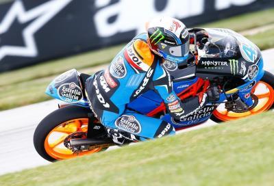 Moto2 e Moto3 Indianapolis: le pole a Redding e Rins