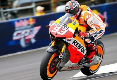Indianapolis 2013: Marquez vince e fa il tris in USA