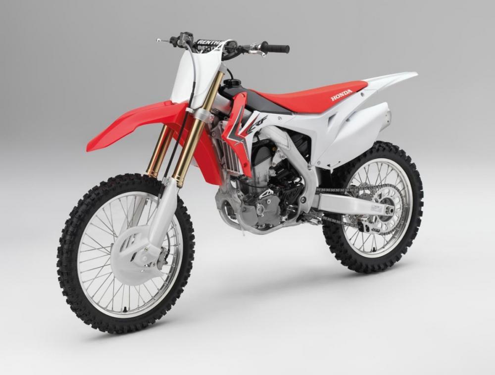 Redmoto Nuovo Distributore Delle Honda Crf Motociclismo