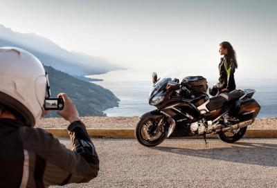 Yamaha FJR1300: dal 2014 anche elettronica… a metà